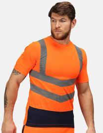 Pro Hi-Vis Short Sleeve T-Shirt