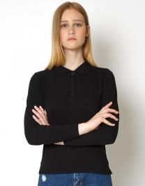 Woman Longsleeve Polo
