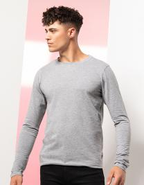 Men`s Feel Good Long Sleeved Stretch T