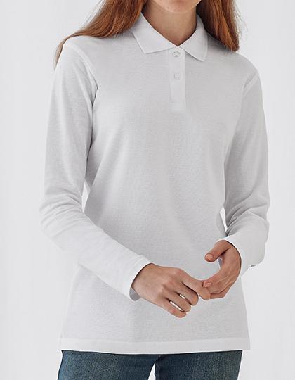Long Sleeve Polo ID.001 / Women